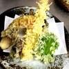 とみざわ - 料理写真:天ぷら盛り合わせ(5品)