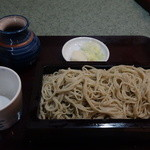 沢畔 - 料理写真:せいろ蕎麦