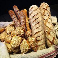 自家製天然酵母のパン