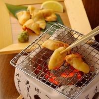 【リピート率NO1】宮城県産ホヤの炭火焼き980円
