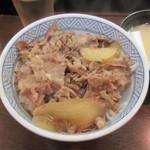丼太郎 - 牛丼 260円