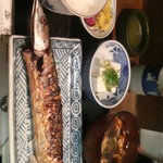 お食事処 高嶋 - 焼き魚定食 800円位