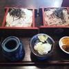 稲庭うどん延寿庵 - 料理写真:夫婦もり