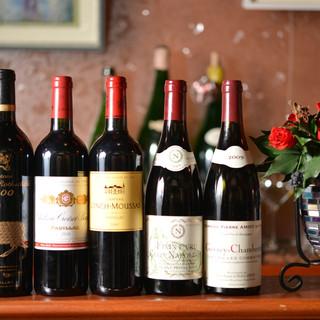 ぶどう亭のワインへの思い