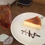 ノラリクラリ - チーズケーキ