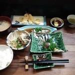 いわし料理 浜膳 - 料理写真:鰯定食(ランチ)