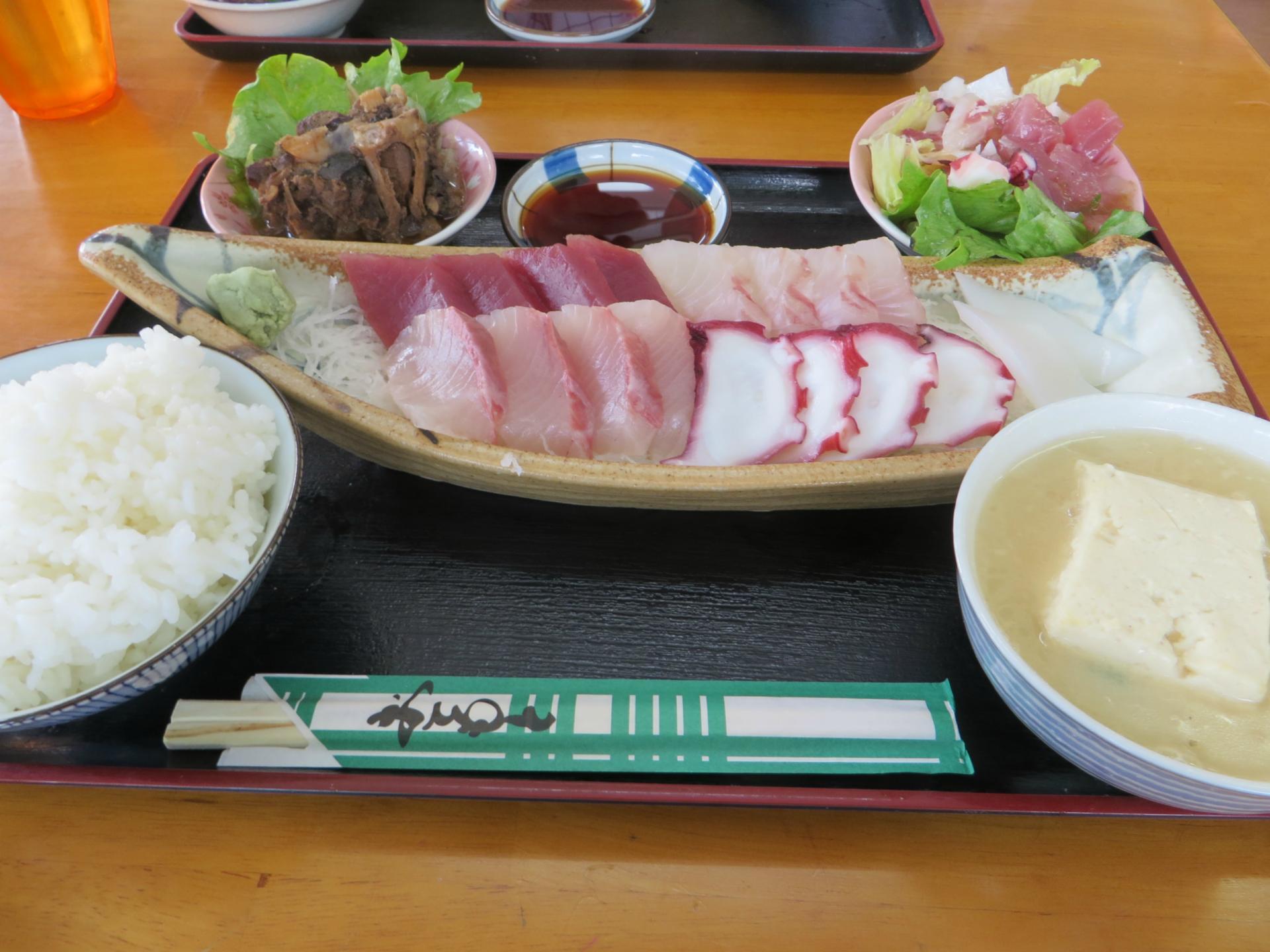 優秀鮮魚 さかな食堂