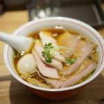 麺尊RAGE - 料理写真:特製軍鶏そば1050円