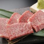 焼肉の龍園 - 小倉牛吟撰三角ばら
