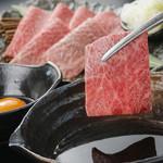 焼肉の龍園 - 九州黒毛和牛 焼しゃぶ