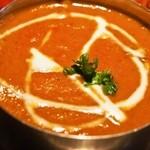 インドラディップ - スペシャル タリ セット(チキンカレー)