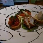 プティ・ジョア - 料理写真:冷たい前菜