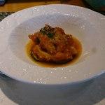 プティ・ジョア - 料理写真:温かい前菜 子牛のハチノス