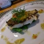 プティ・ジョア - 料理写真:コースの魚料理
