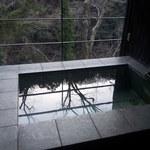 アルカナイズ - 部屋の露天風呂