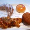 パルマアンドカフェ - 料理写真:イートインしたパン