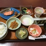 士別グランドホテル - 料理写真:和食 朝食