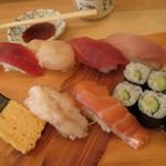 いろは寿司 - 梅セット