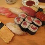 いろは寿司 - 竹セット
