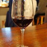 ワイン食堂 根 - バローネコルナッキアモンテプルチアーノダブルッツォ