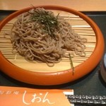 旬彩庵 しおん - お蕎麦
