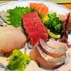 くろべえ - 料理写真:刺身盛りあわせ