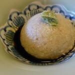 庄庵 - 蕎麦掻