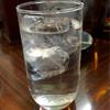 藤原 - ドリンク写真:芋焼酎の水割り