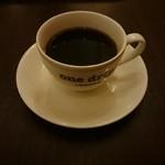 ワンドリップ - セットのコーヒー