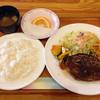アリスのきっちんるうむ - 料理写真:和風ハンバーグ定食