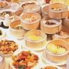 香港蒸籠 - 料理写真:点心・飲茶もバイキング!!熱々をワゴンサービス致します。