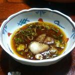 水だき 萬治郎 - 円やかポン酢