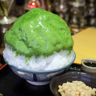 しもきた茶苑大山 - 料理写真: