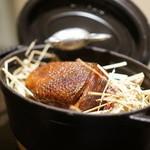 レストラン バカール - 鴨