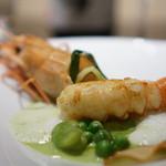 レストラン バカール - 赤座海老