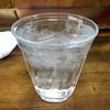 八栄亭 - ドリンク写真:芋焼酎水割り