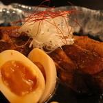 ちょんまげ - 豚の角煮