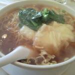 萬品香 - ワンタン麺