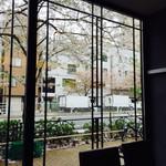 中華香彩JASMINE - 内観。往来の桜が綺麗でした!
