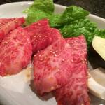 韓国料理とうがらし - カルビ!