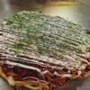福一 - 料理写真:海老・ホタテが入ったスペシャル焼き