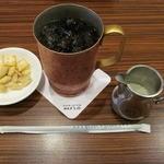 珈食房 る ぱん - 料理写真:2015.4.4 アイスコーヒー400円(税込)