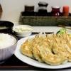 栄福 - 料理写真:餃子定食
