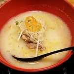 36606346 - 白麺クラシック(780円)