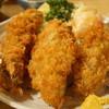 大衆割烹 三州屋 - 料理写真:カキフライ定食(1400円)