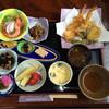 つつみ - 料理写真:天ぷら定食 @1200(税別)