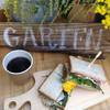 ガルテン - 料理写真:ピクニックサンド
