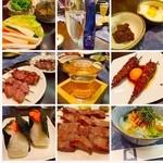 纏 - 昔から馴染みの焼き鳥屋さんへ、久々行きました(#^.^#)2〜3年振り  今夜は日本酒❤️ 日本酒スパークリングから始めて、広島、青森の日本酒をいただきました(≧∇≦) やはり日本料理には日本酒が合う❤️