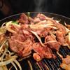 炭の談笑屋 - 料理写真:ジンギスカン食べ放題!