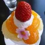 フルーツショップ キヨカ - 旬のフルーツがいっぱい♪